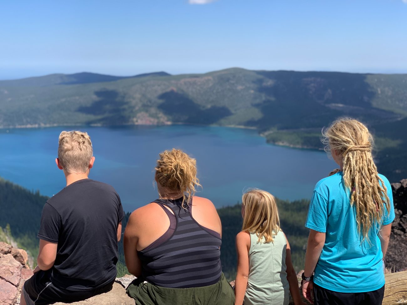 Newberry Volcanic Family