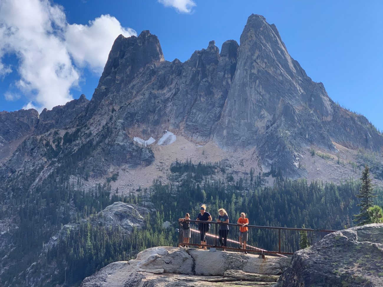 North Cascades Family