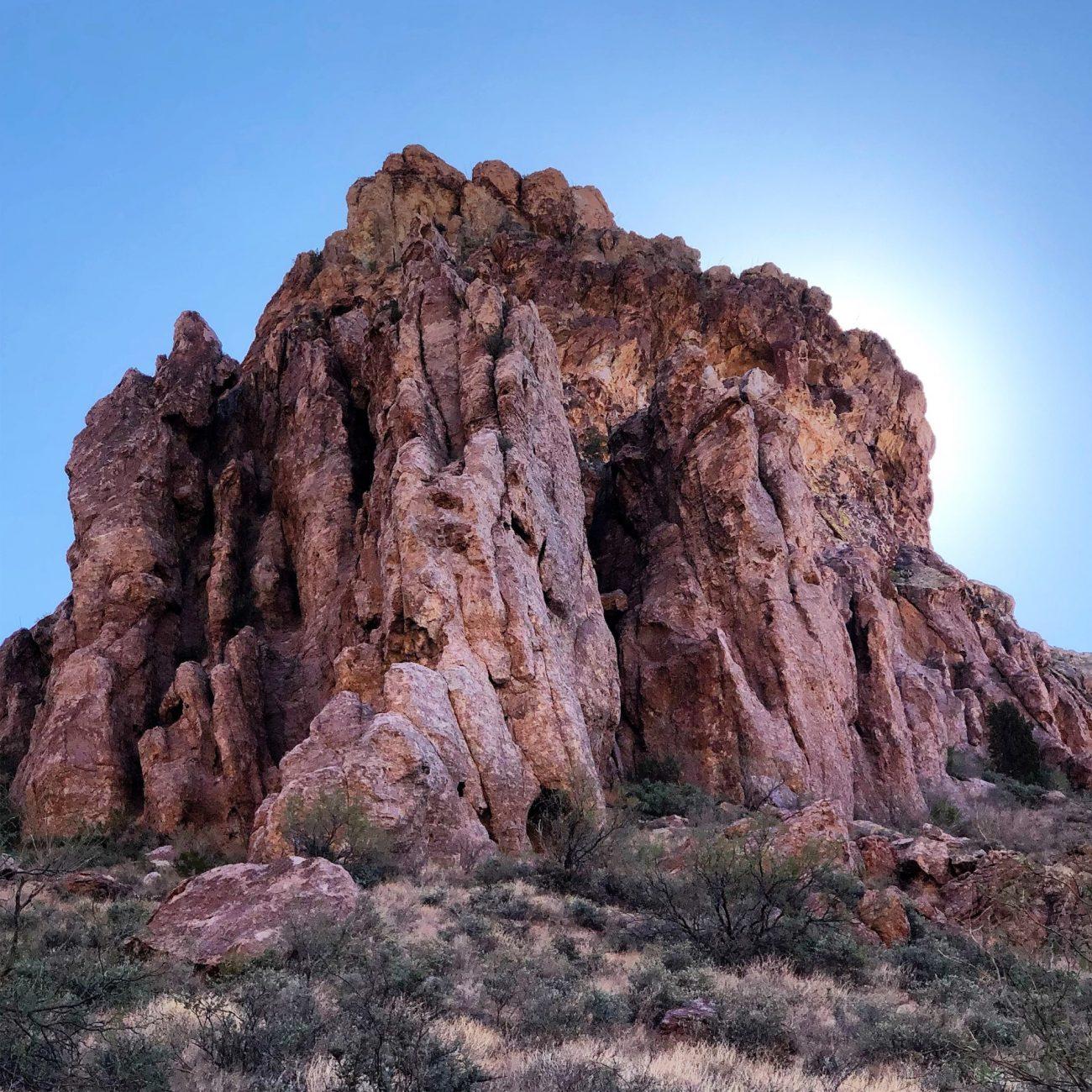Rock at Organ Pipe Cactus National Monument
