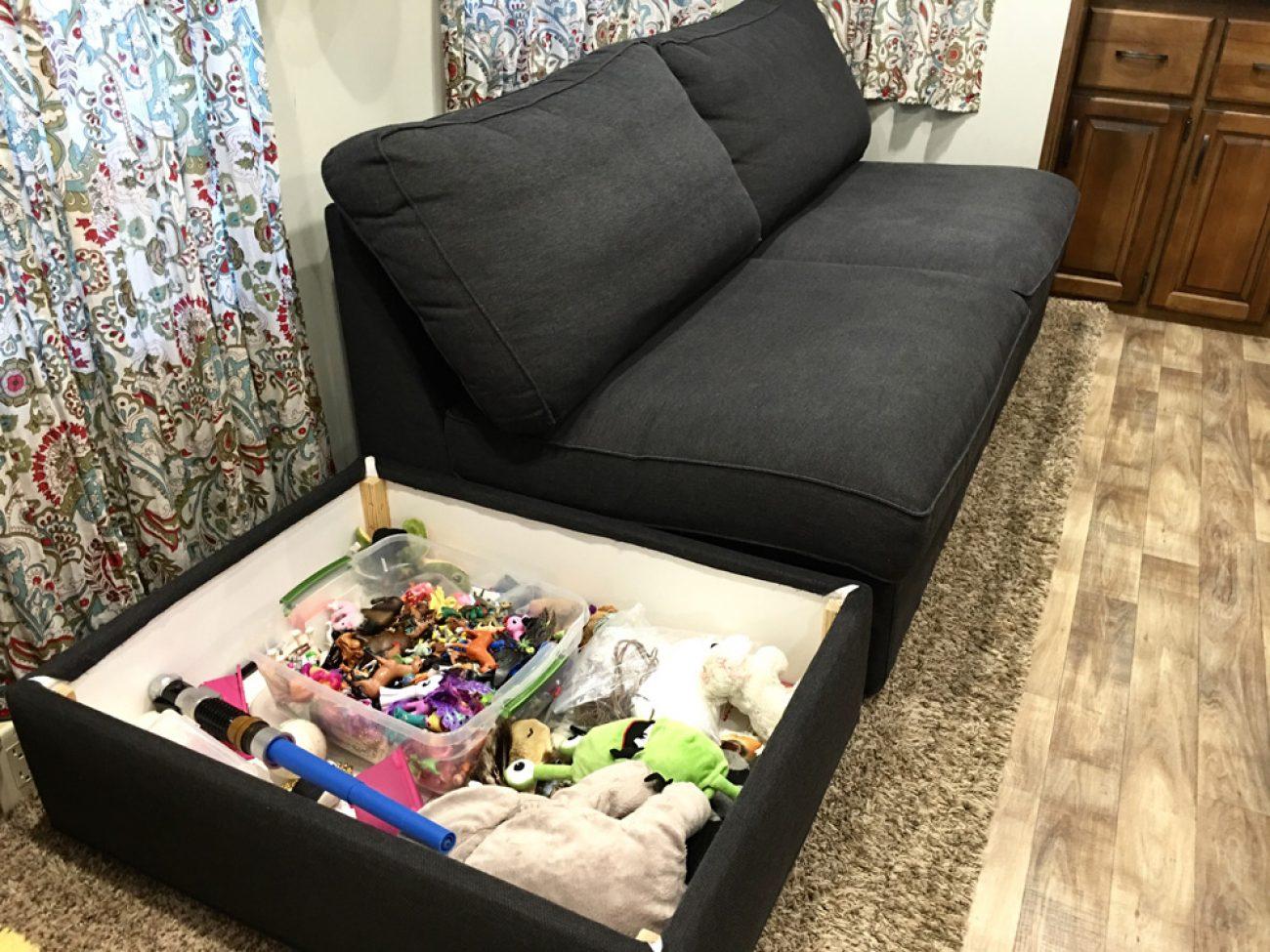 IKEA + RV = True Love - Tiny Shiny Home