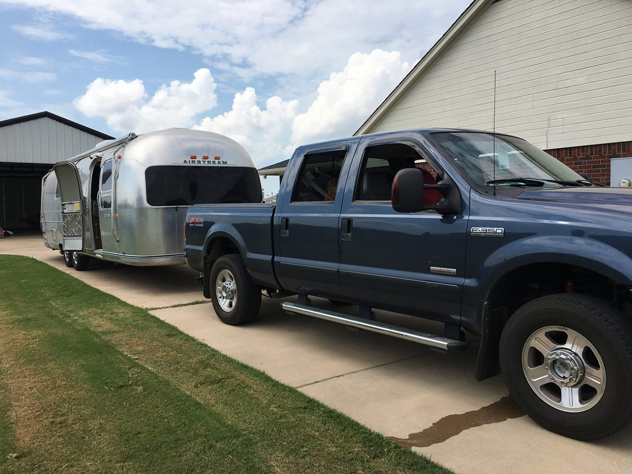 Picking Up Airstream
