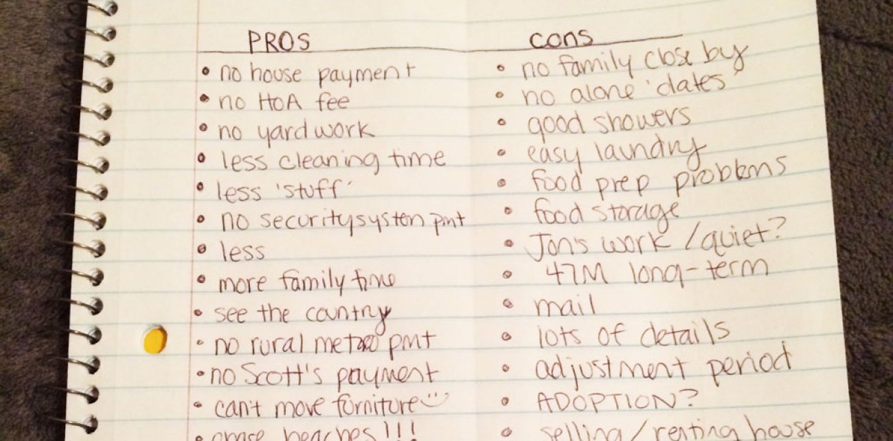 travelling pros and cons essay