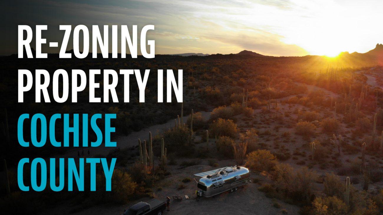 Rezoning property youtube poster