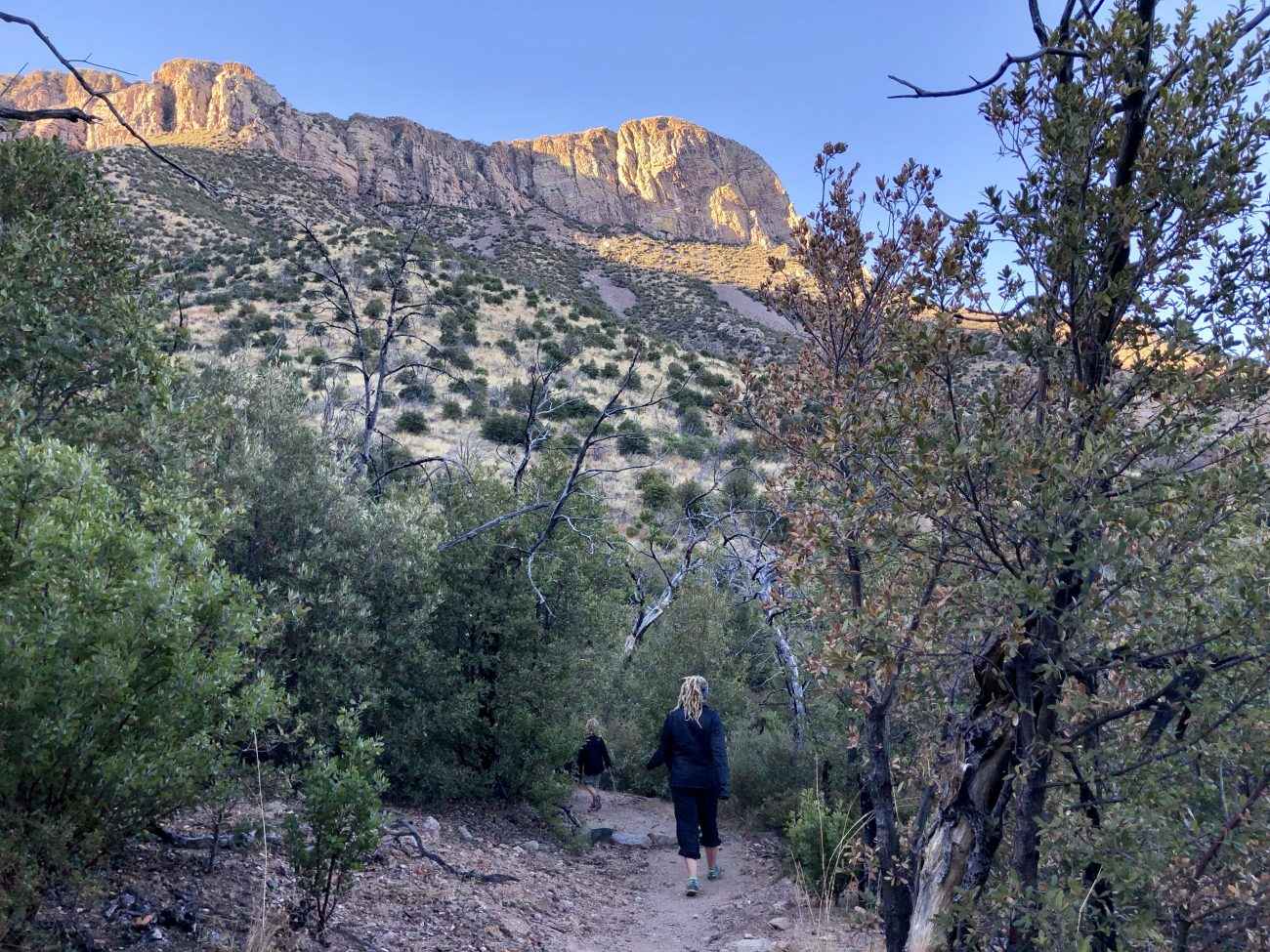 Sierra Vista Adali Mountain Hike