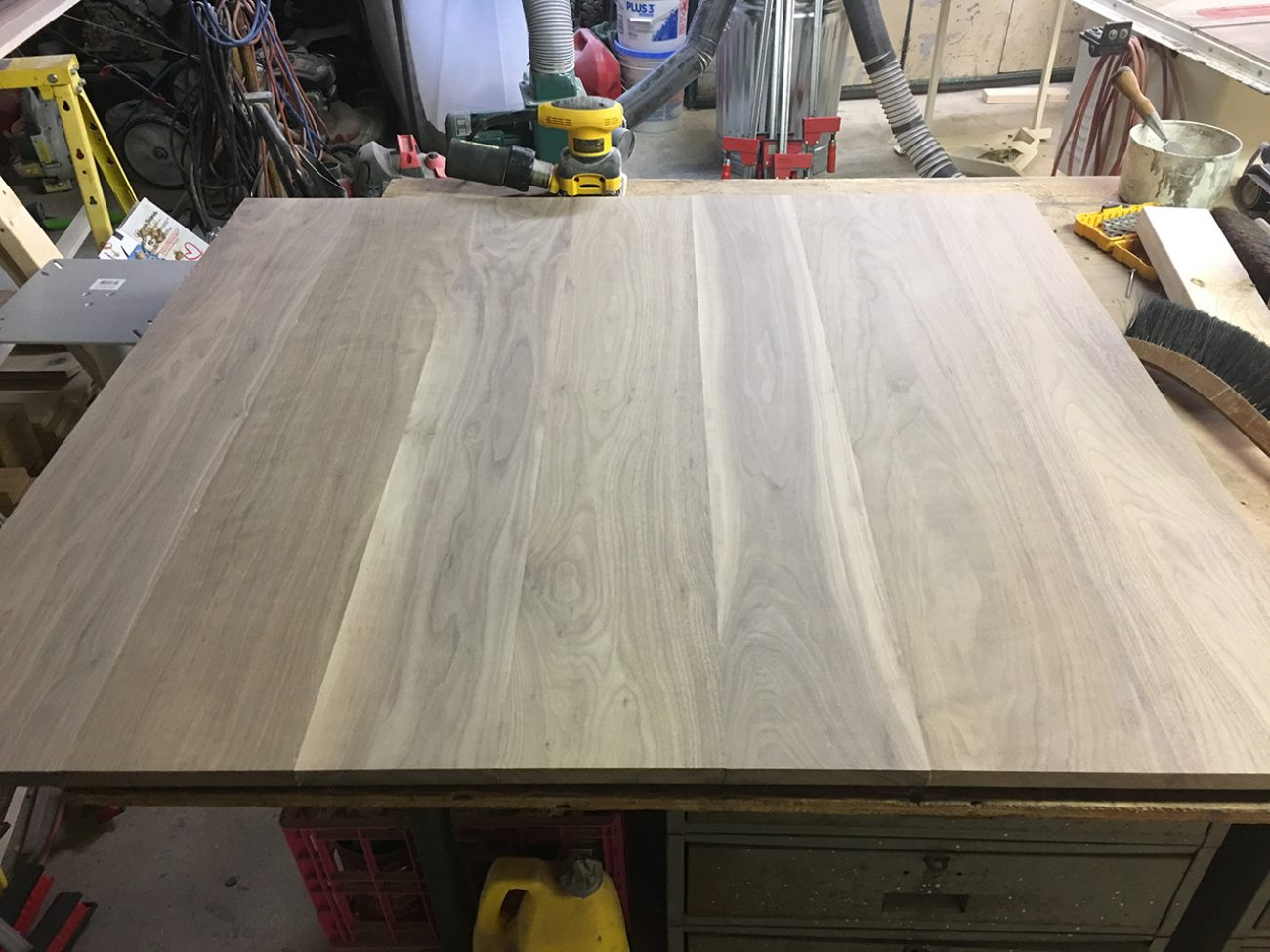 Table Top Sanded