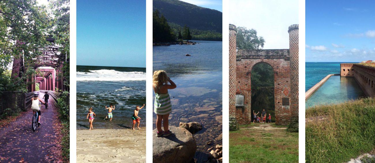 Tiny shiny home our top east coast destinations for for Fun road trip destinations east coast
