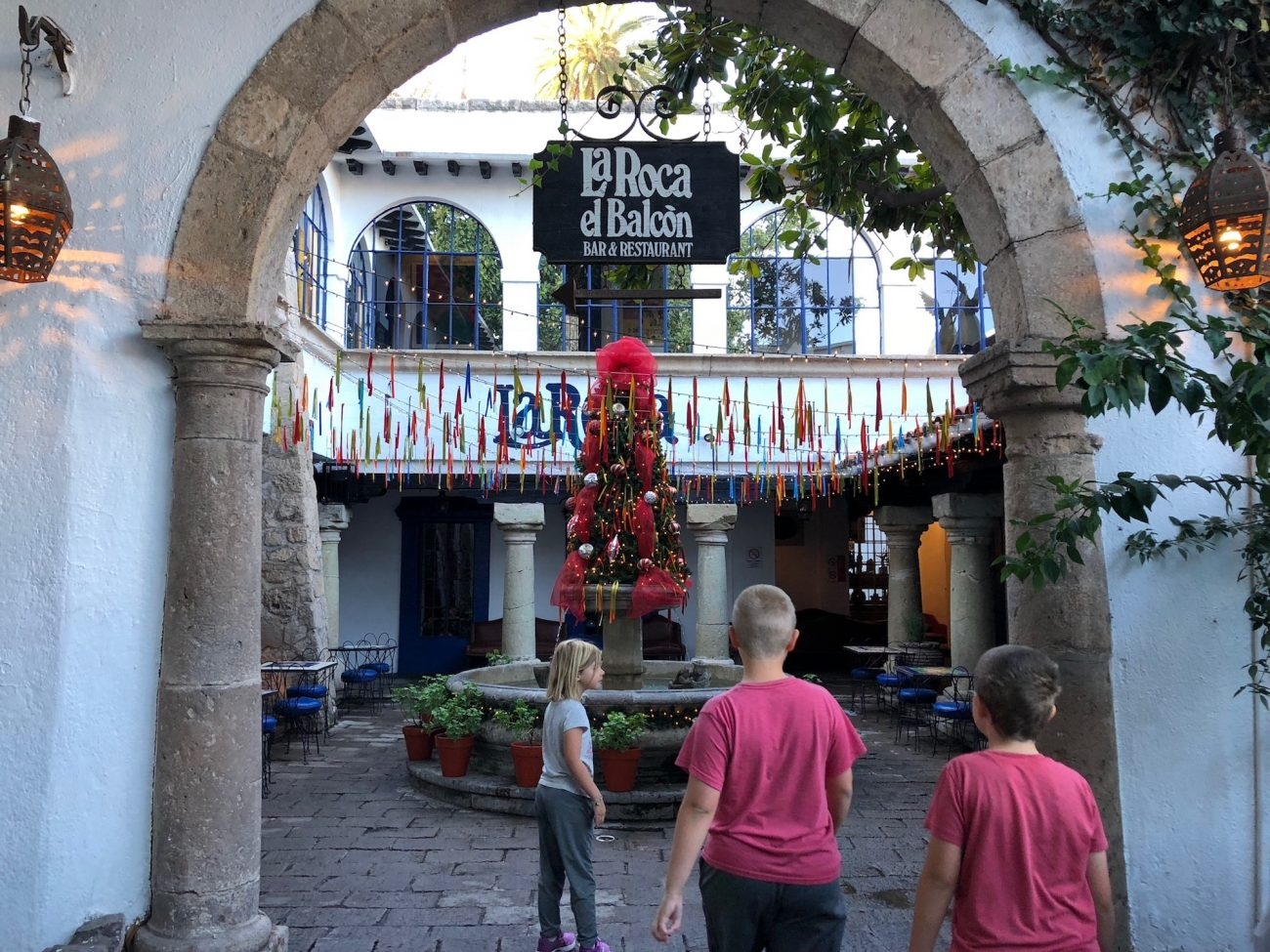 visiting nogales Mexico