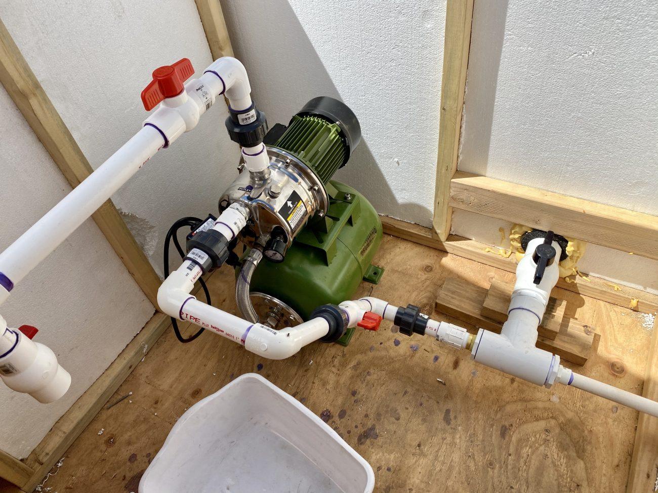 Water Pump Fail