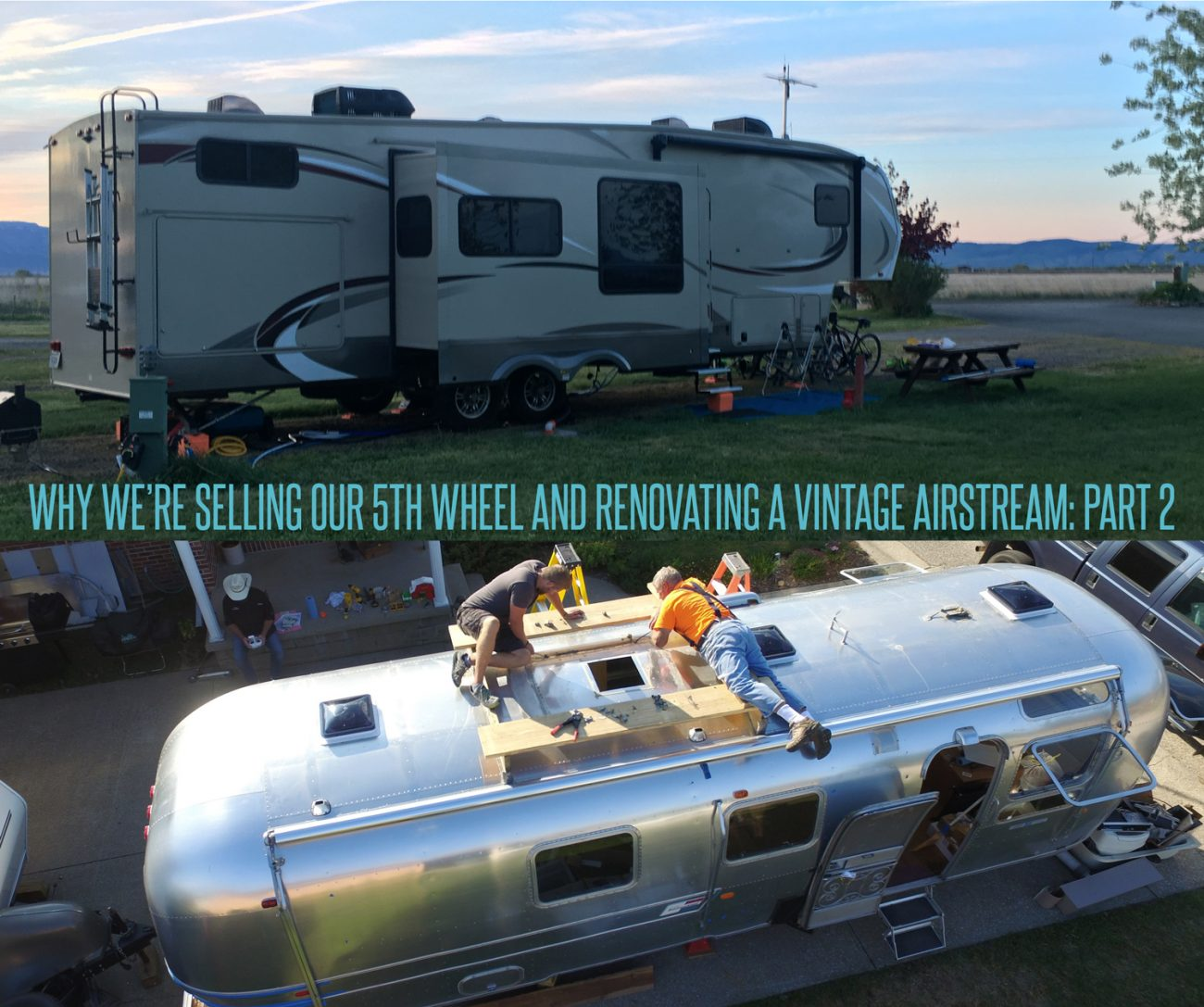 Why Buy Airstream Travel Trailer