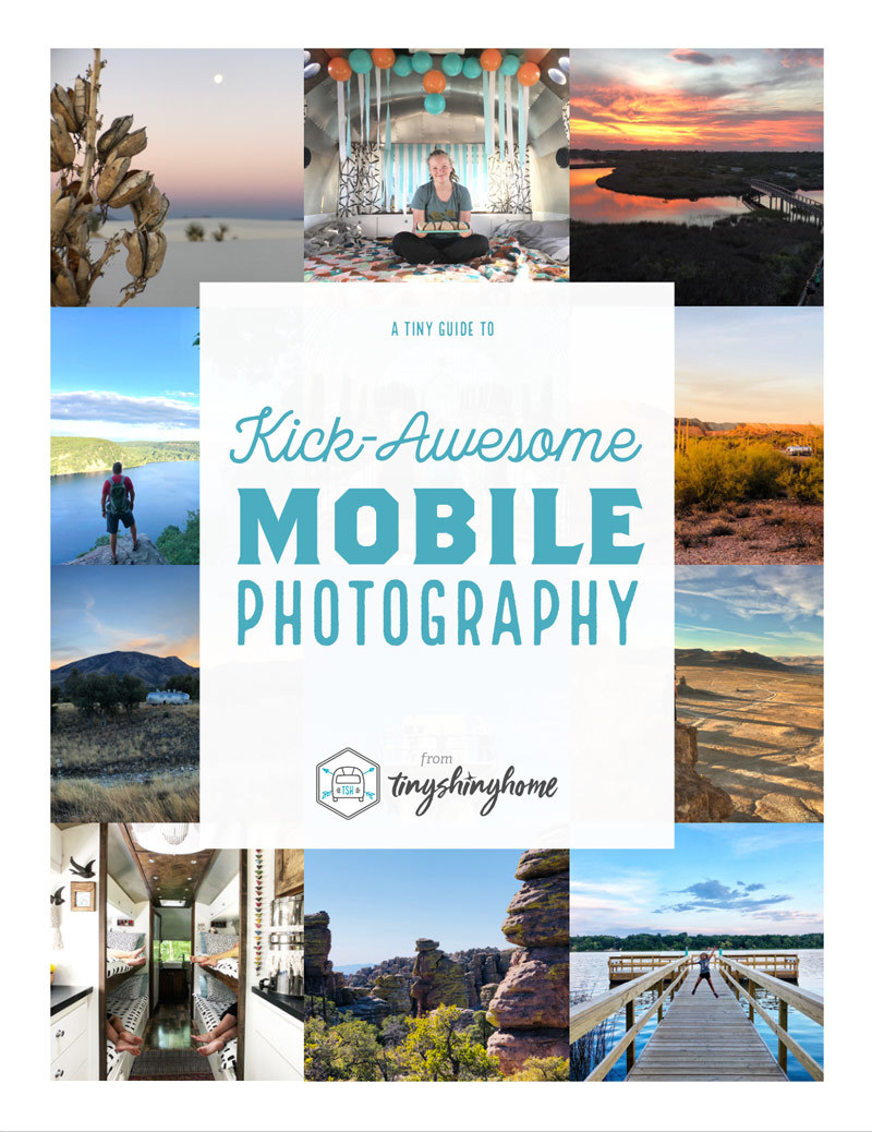 Cover for A Tiny Guide Kick Awesome Mobile Photography