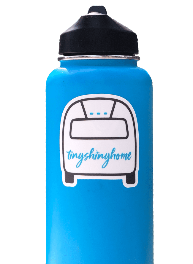 Sticker Callout Bottle