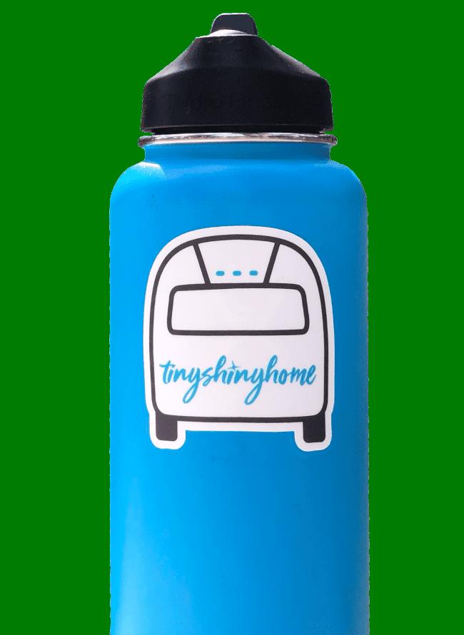 Sticker Callout Bottle
